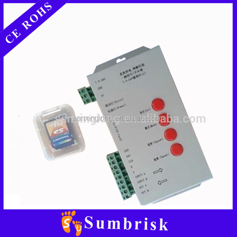 WS2811 led pixel light ts1000s led controller