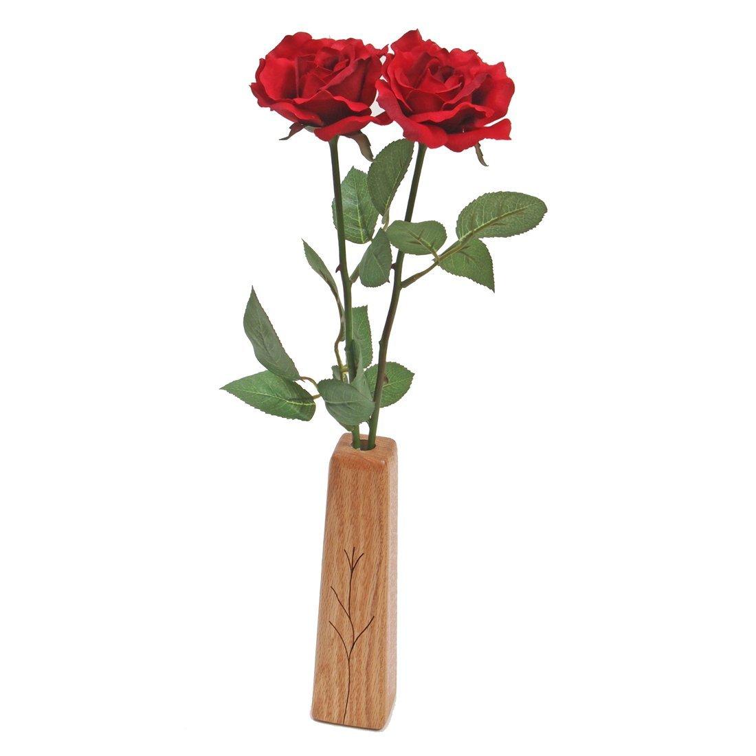 Buy Justpaperroses Silk Roses 12th Wedding Anniversary Gift 2