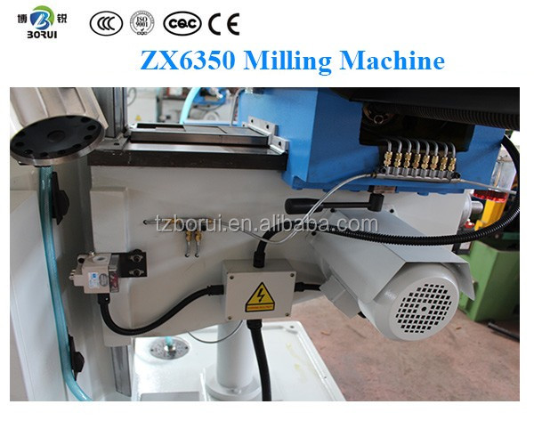 Universal Drill And Milling Machine Zx6350za From China Suppliers ...