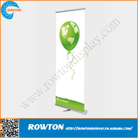 Good design Retractable banner stand manufacturers,roll up stand