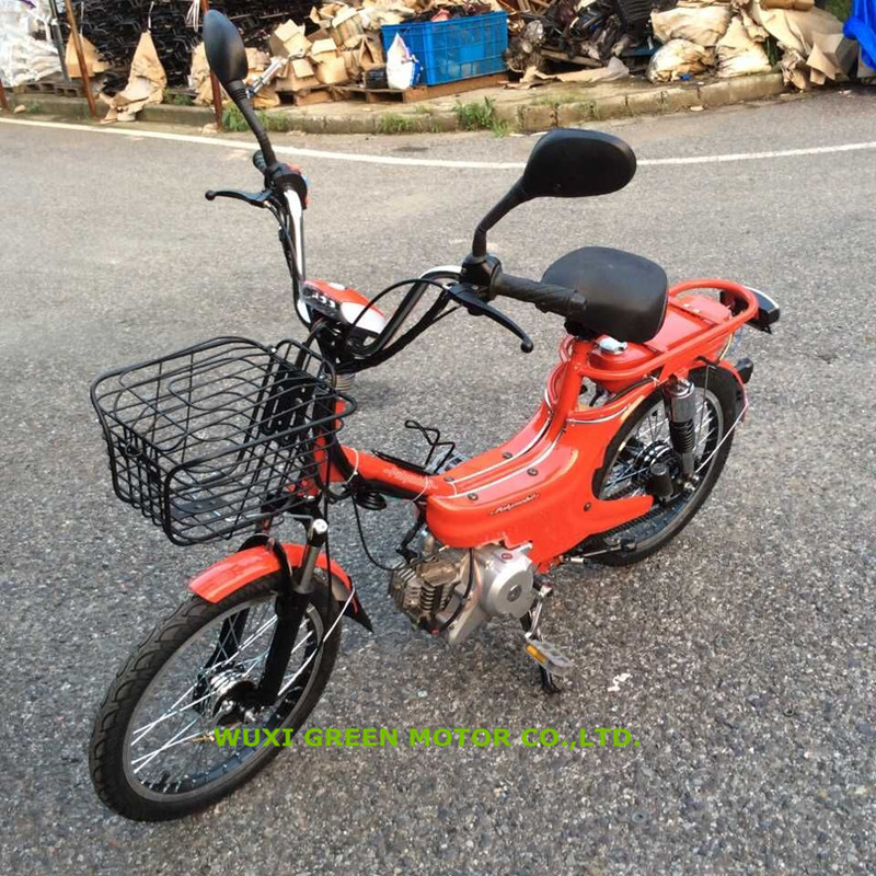 35cc Motocicleta Gas Moped With Pedal Buy 35cc