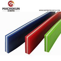 Silk screen printing squeegee blade,silk screen squeegee rubber