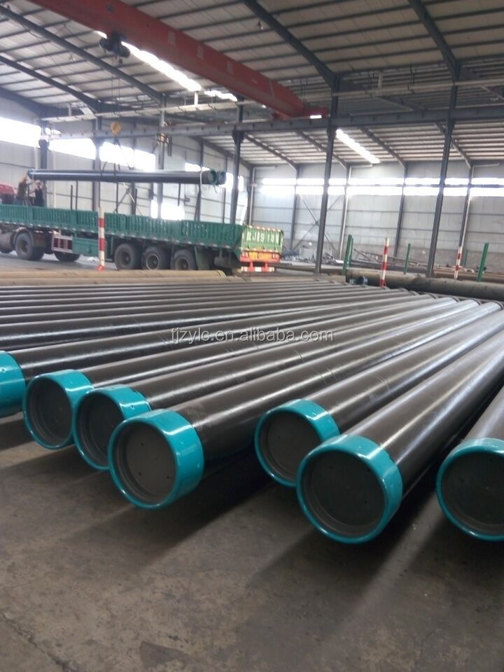 "Casing pipe type of casing pipe thread 9 5/8"" api 5ct steel casing pipe"