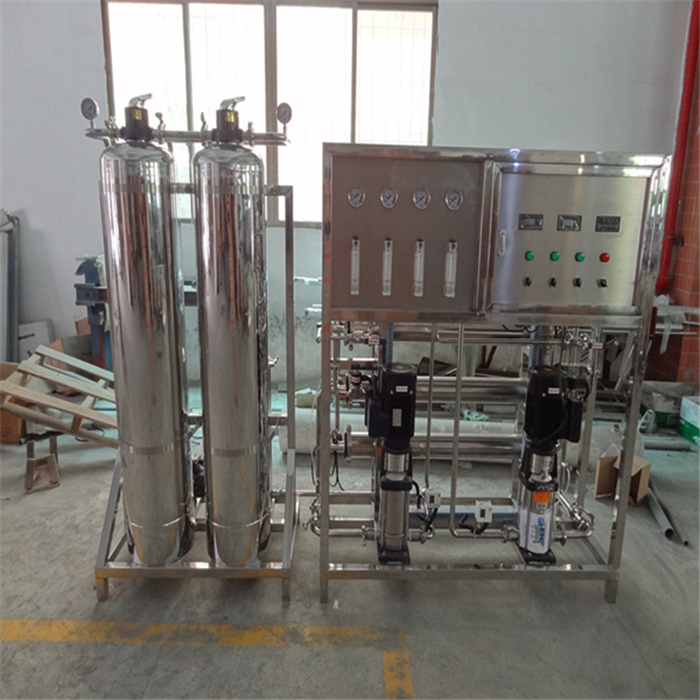 Hot sale 500lph salt water purification machines filter treatment machine in China