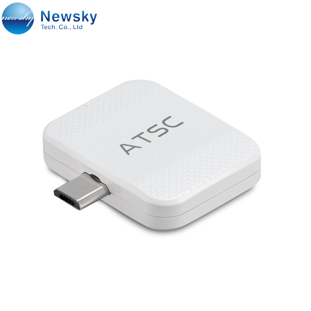 Hot sale digital ATSC micro usb tv receiver for android