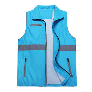 High Visibility Reflective Safety Vest Work Wear Uniforms