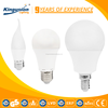 Kingunion glass Color box packaging wholesaler E27 or A19 5w 9w super white 2500 lumen led bulb assembly machine