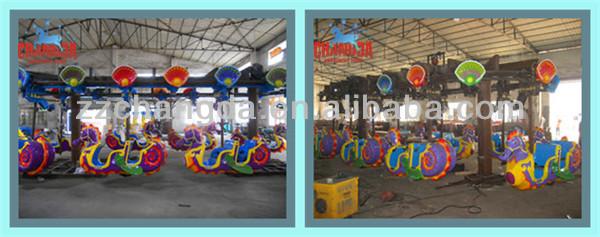 Feria Paseos Al Aire Libre Para Adultos Juegos Paseos Flying Tiger