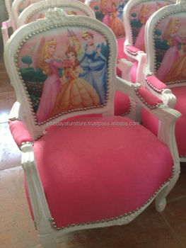 Childs Princess Chair