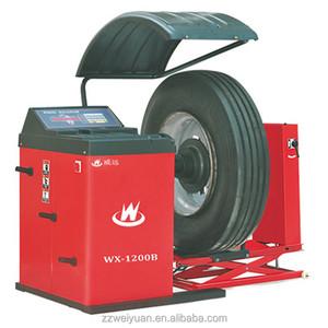 Wheel Alignment Machine >> Cheap Truck Wheel Balancer Wheel Alignment Machine Price Wx 1200b