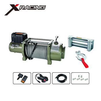 16800lb winch 12v electric winch, 16800lb winch 12v electric winch
