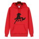 Wholesale Custom Fleece Cotton Plain Dyed Men Printing Pullover Hoodies With Hood