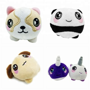 Factory Wholesale squishy toy as popular as pokemon soft cute promotional gifts,custom plush toy