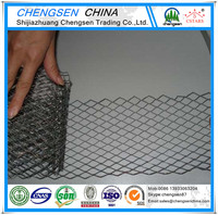 15 years factory for high quality expanded metal wire mesh fence
