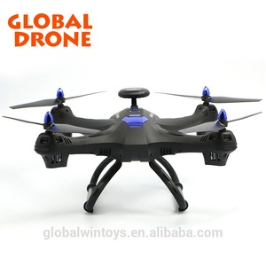 Global Drone Black / White Double GPS X183 Professional for Aerial Photography 5.8G FPV Long range Follow Me Quadcopter Camera