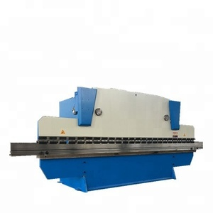 hydraulic metal sheet bending machine press brake