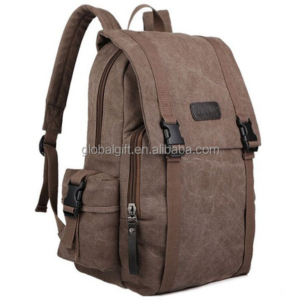 Custom Canvas Backpack Wholesale