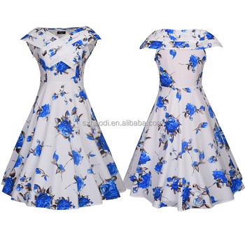 Las Flores Buy Mujeres De Vintage Con vestido Mujer Vintage Product Vestido Desigual Hd 50 vestido Verano Estampado UpzLSVGqM