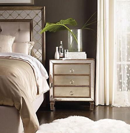 Vintage Schlafzimmer Spiegel Schubladen Beistelltisch / Nachttisch - Buy  Gespiegelt Beistelltisch,Klassiker Gespiegelt Nachttisch,Schubladen Spiegel  ...