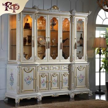 Gut bekannt Europäische Klassische Möbel Europäische Art 6 Türen Holz PE34