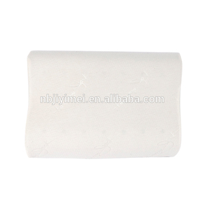 Memory foam traditional pillow china bamboo comfortable sleeping pillow manufacturer