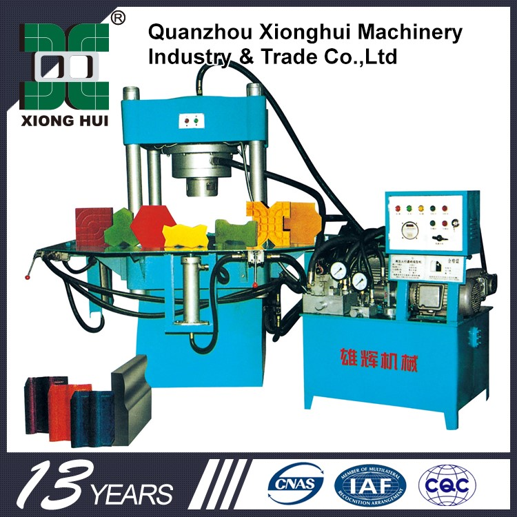 Small Scale Interlock Machine Diesel Engine Model XH3000 Xionghui Machinery Group