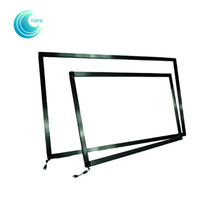 2018 new infrared touch screen frame Ir touch panel overlays for LCD or TV