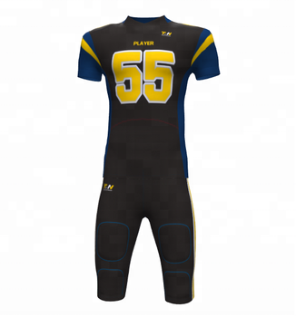 wholesale cheap team youth sublimated football jersey custom american  football uniforms 4939d51a4