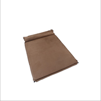 SPWE- 1549 Outdoor Camping Folding Mat Picnic Pad Sleeping Waterproof Suede Sleeping Pad