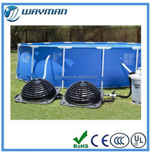 2015 new wholesale swimming pool plastic solar pool heater collectors (solar heater)