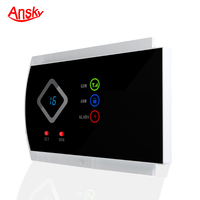 Ansky G10A Home burglar alarm security system/GSM wireless home business security