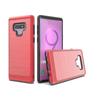 Hot Sale Hybrid Armor Case For Samsung Galaxy NOTE 9 Mobile Phone Case 2 in 1 Shockproof Back Cover