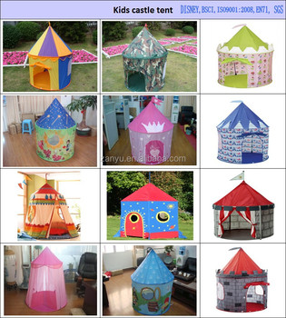 Prince U0026 Princess Kids Indoor Play Tent