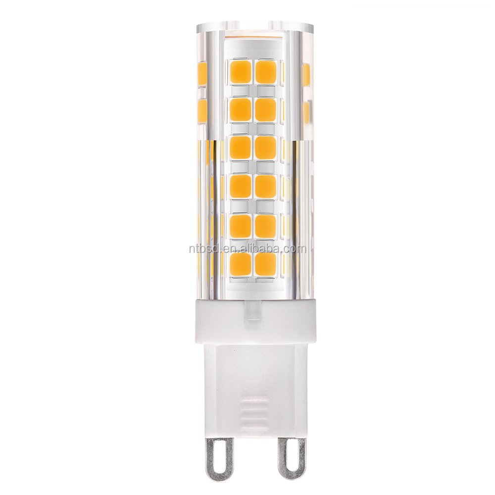 Lights & Lighting Led Bulbs & Tubes 5w 7w 9w 12w 220v Bullet Bulb Led Yellow White Candle E14 Energy Saving Light Bulb Factory Wholesale For Table Lamp Drip-Dry