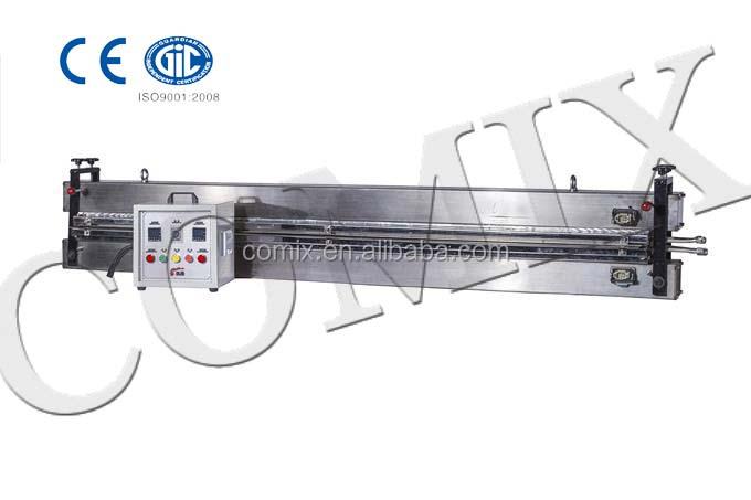 COMIX PU PVC Portable Conveyor Belt Vulcanizing Machine joint machine