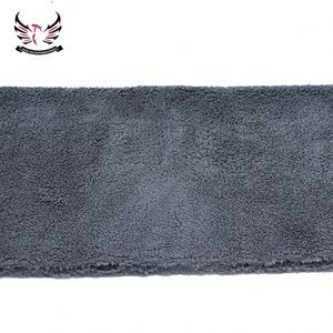 coral fleece edgeless covering microfiber towel wash cloth 400gsm and 2019 hot sale and the best drying towels