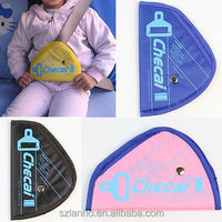 Baby Kids Car Safety Cover Strap Adjuster Pad Harness Toddlers Seat Belt Clip