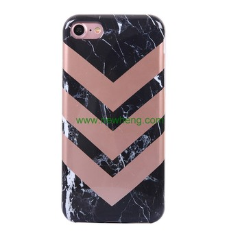 check out 2ce58 43c0d White Black And Rose Gold Marble Phone Case Protective Case For Iphone 6 6s  - Buy Protective Case For Iphone 6 6s,Phone Case Cover For Iphone 6 ...