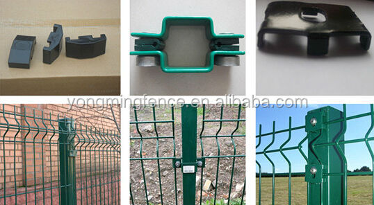 Factory Price Hot Sale Steel Welded Double Wire Mesh Fence