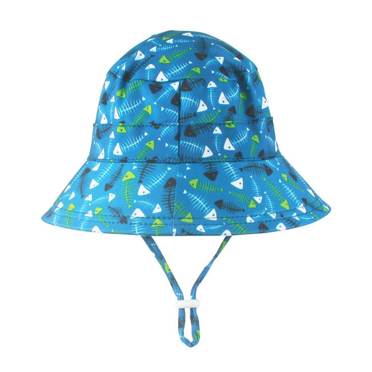 JoCome Baby Boys Girls Summer Sun Protection Hat Sunscreen Cap Hat Fishermans Hat Bucket Hat