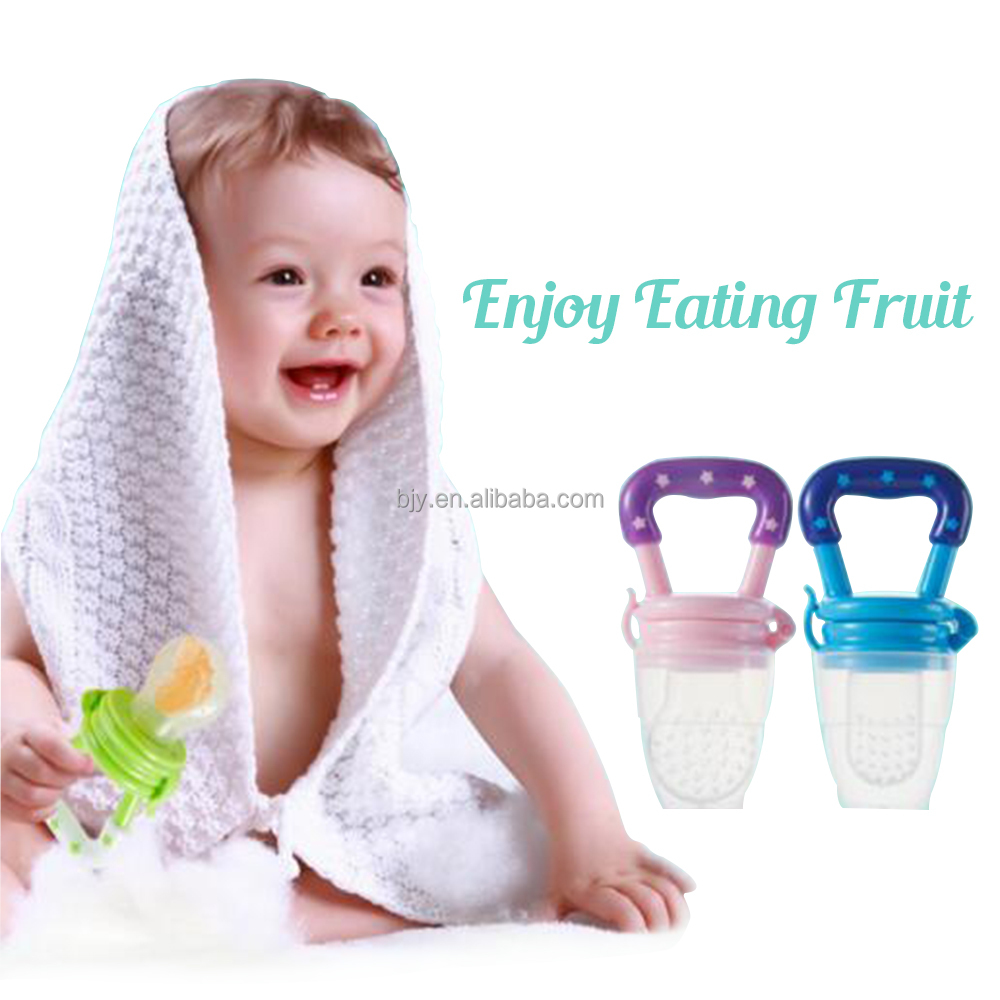 Alibaba Wholesale New Products Infant Fruit Teething Toy Baby Food Feeder