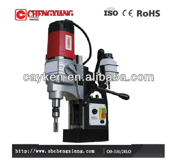 OUBAO electrical power tools mag <strong>drill</strong> OB-300/2RLO