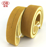 Needled Punched Pbo Kevlar Felt Fabric Withstanding High Temperatures