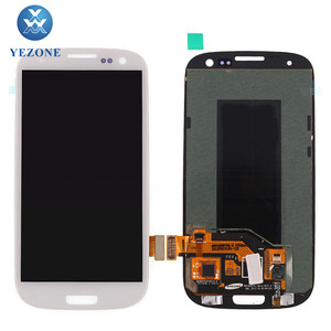 Replacement For Samsung S3 LCD, For Galaxy S3 iii i9300 LCD Touch Screen  Digitizer Assembly, For Samsung Galaxy S3 LCD Screen
