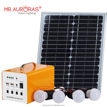 Camping lighting+MP3/radio solar power supply solar energy products