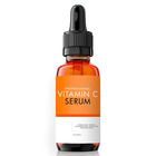 Factory Supplying Private Label Organic High Quality Vitamin C Serum for Face 20% with Hyaluronic Acid &amp E
