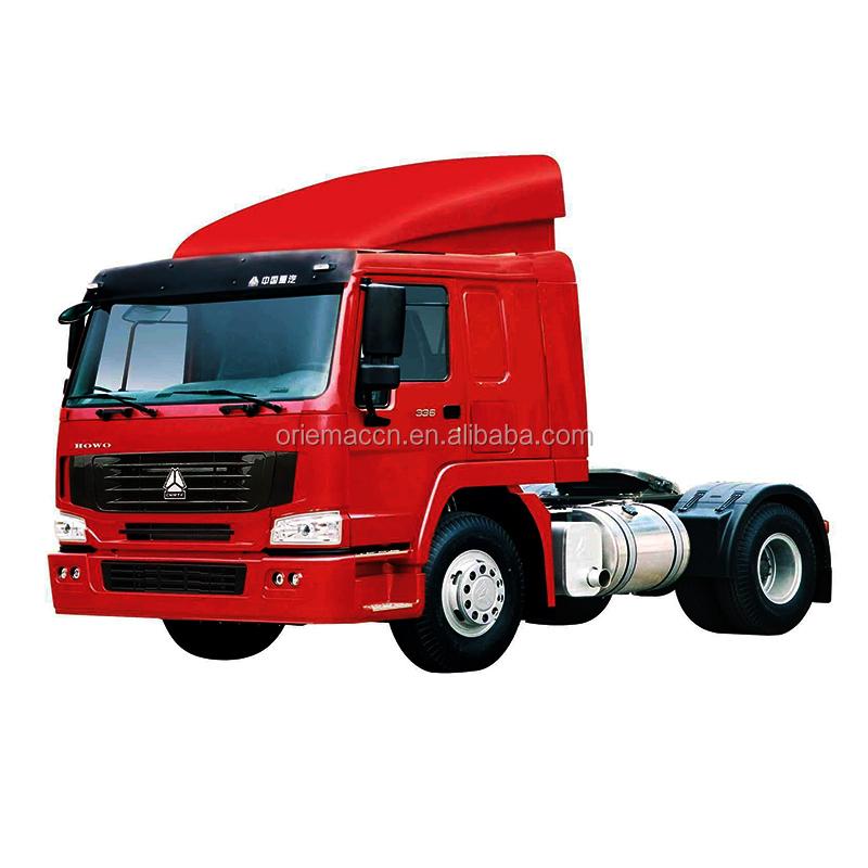 Nuovo HOWO 4x2 trattore testa per la vendita 351-450hp