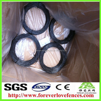 China Anping Low Price Black Iron Wire/construction Iron Rod/black ...
