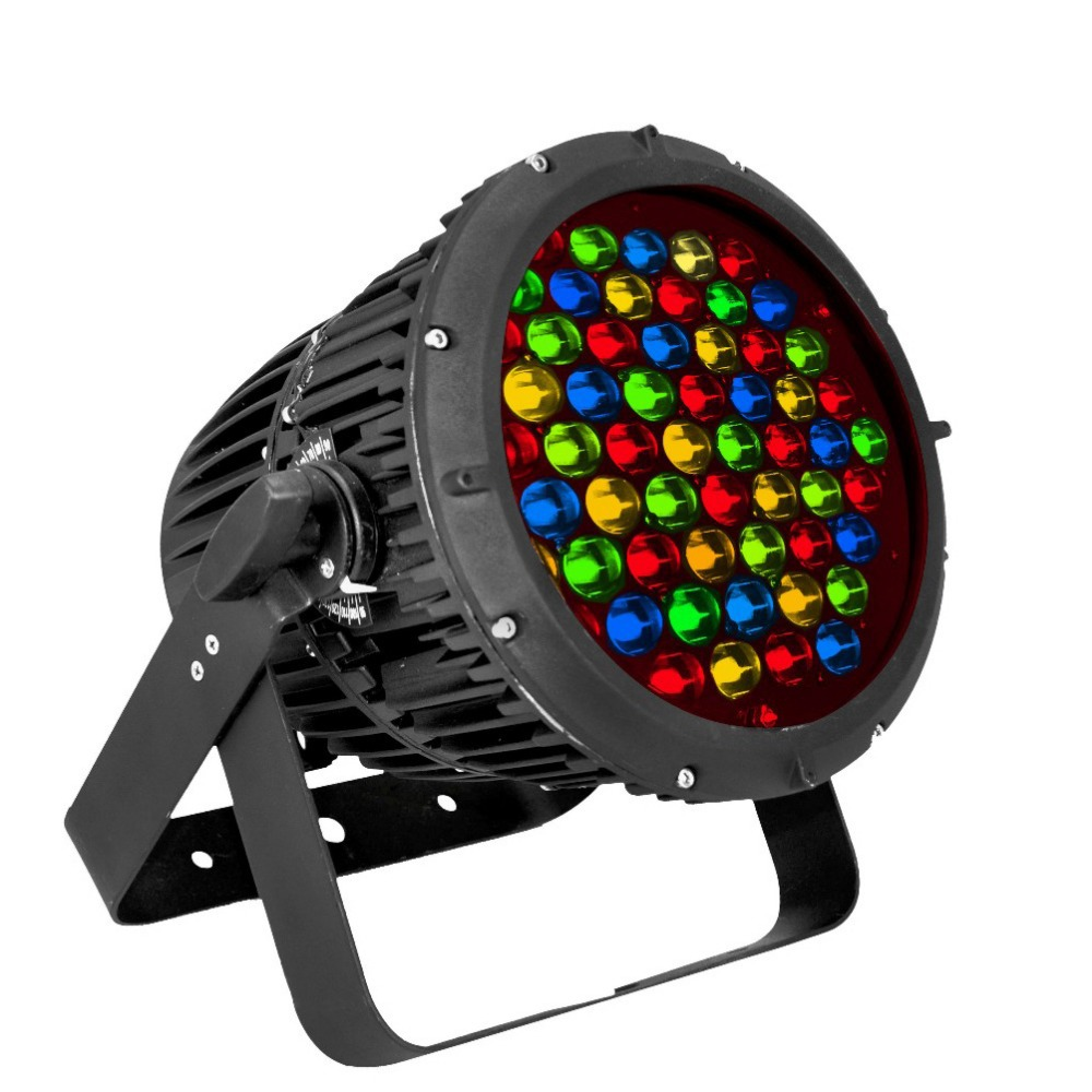 Waterproof Led Par Can 61*3w Led Par Light With Zoom