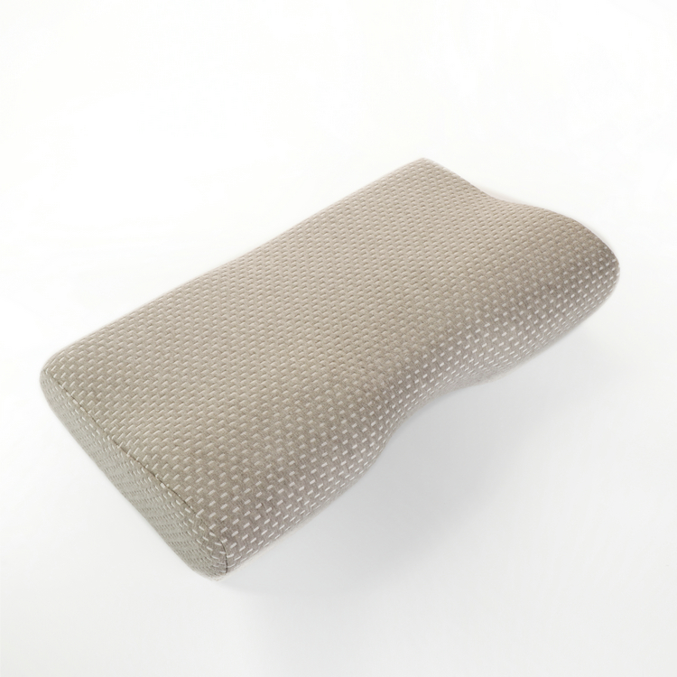 Memory foam charcoal healthcare pillow